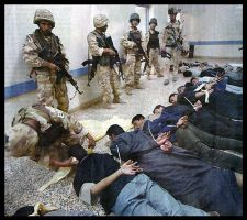 hospital occupation by war-in-iraq