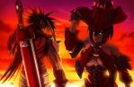Guilty Gear Sunset by digitalninja