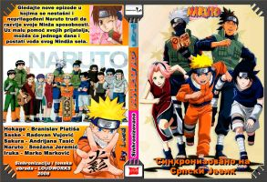 Naruto cover TVrip by Sekac