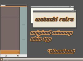 Wobachi Retro WB _unfinished_ by D-Garcia