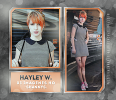 Photopack 3873 - Hayley Williams by BestPhotopacksEverr