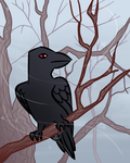 Crow by past-liam