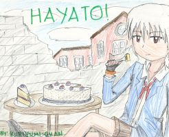 Happy Birthday Hayato by sorayume-kyou