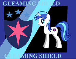 Gleaming shield wallpaper by CaptianOfRoyalGaurds