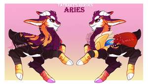 ARIES GARROX AUCTION [CLOSED] by Icarusis