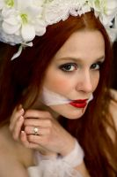 Hush White Queen by KittyTheCat-Stock
