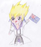 happy AustralIa Day by stargirl5286