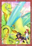 Dragons and Children by Archie-The-RedCat
