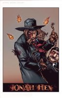 Jonah Hex by KHAN-04