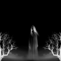 The Ghost by OperaMorgana