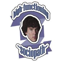 High Functioning Sociopath by thescudders
