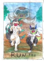 PMD chapter 1 by pitch-black-crow
