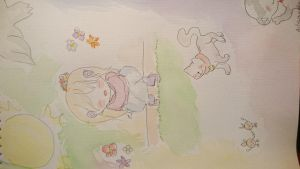 My small world inside my mind by Articuna
