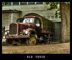 Old Truck by hawkeye280