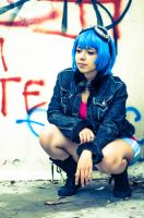 Cosplay: Ramona Flowers II by OmarEstradaSLR