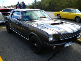 1964 Mustang Fastback by Horsefly1