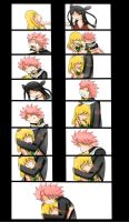 NaLu : It's All Right by xmizuwaterx