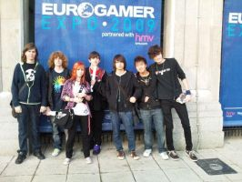 Eurogamer Expo 2009 by BulletMistress