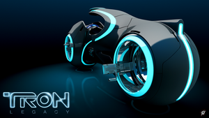 Tron legacy light cycle 2 by StupifY61