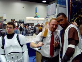 Shaun of the Dead Star Wars? by ZephX27