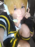 Len Kagamine - song for you by LilaChan