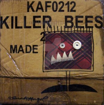 killer bees by artbysarah