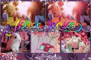 Action lariles by RainbowPS