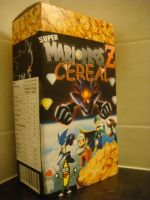 SMBZ cereal by Luffymcduck
