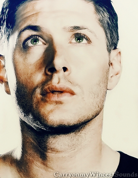 Dean Winchester/Jensen Ackles Edit 10 by Cammerel