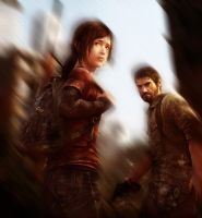 The Last Of Us by DRV3R