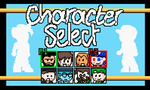 Character Select! by willtommo