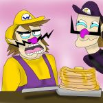 Pancakes by kingofthedededes73
