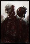 DOROHEDORO - Silent Reunion by Chooone
