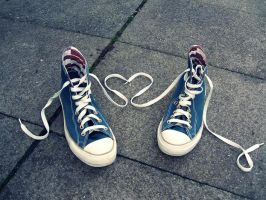 Chucks love by Oanilicious