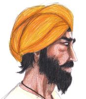 Deva the Sikh by Efferd