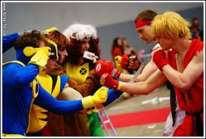 3,2,1.... FIGHT! by team----awesome