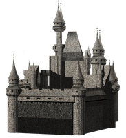Castle png by mysticmorning