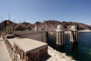 Hover Dam by SteffenHa