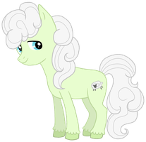 Cotton-fluff by Mudpatch