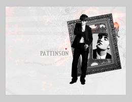 Robert Pattinson by mGoR
