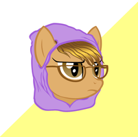 Hipster Pony by Unconceivable