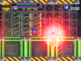 Sonic Random Game - Mad Gear by FrancoTieppo