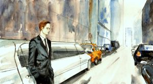 Cosmopolis - Eric by LittleSeaSparrow