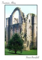 Fountains abbey by SB105