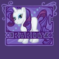 Rarity Couture by khallion