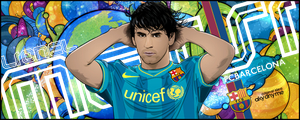Lionel Messi by akyanyme