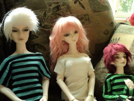 BJD Party! by 4Wendy