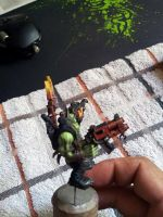 Ork WIP side by ROCCO007