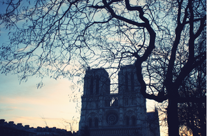 Notre-Dame by nubes