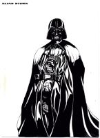 Darth Vader by LordDoomhammer
